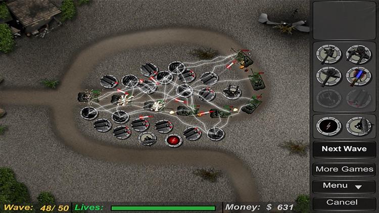 War Tower Defense  - Top Free  Strategy TD Game screenshot-4