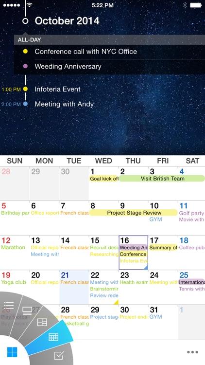 SnapCal - for Google Calendar
