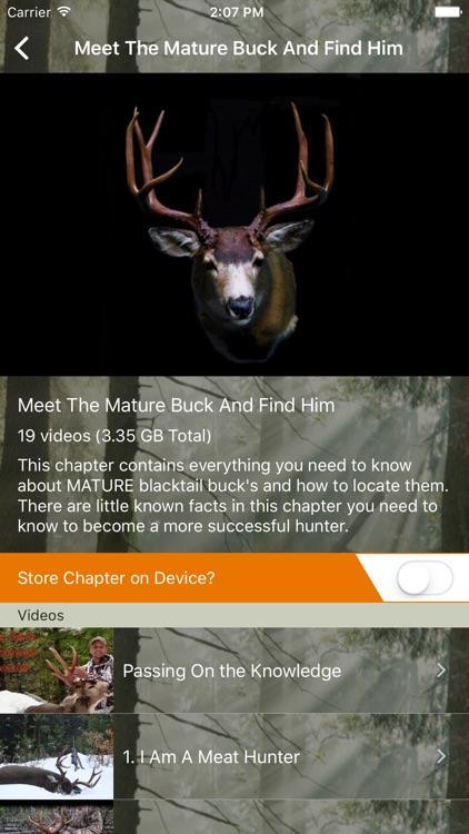 Blacktail Hunter