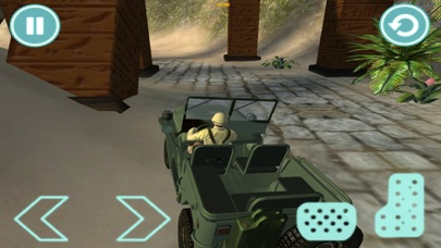 3D Noja Jeep Parking 2 - eXtreme Off Road 4x4 Driving & Racing