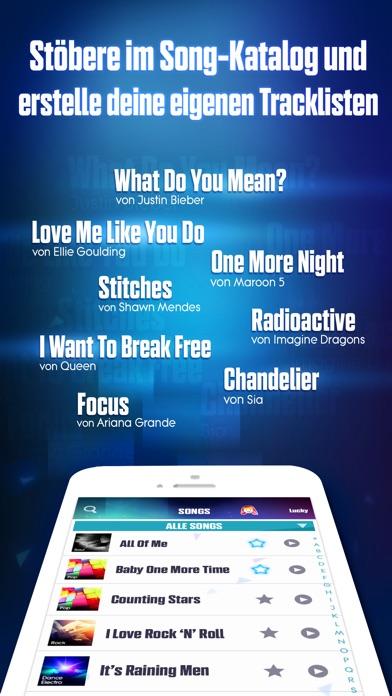 Just Sing™-Companion-AppScreenshot von 5