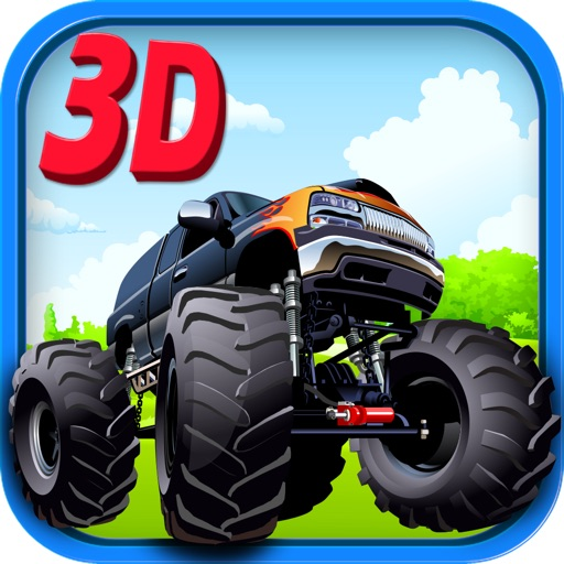 monster truck simulator 3d by umair javed