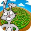 迷宫游戏世界小动物版 – 3到9岁宝宝儿童早教育儿益智软件