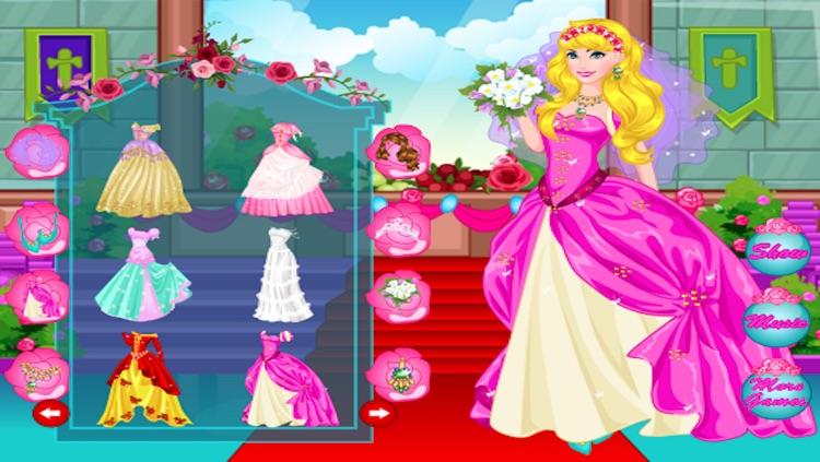Wedding Princess - Dress Up