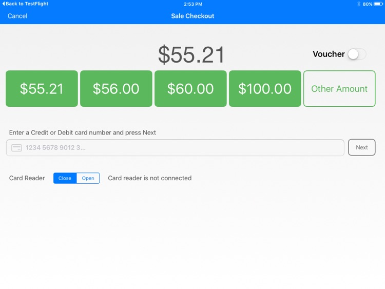 Mojo Point of Sale screenshot-4