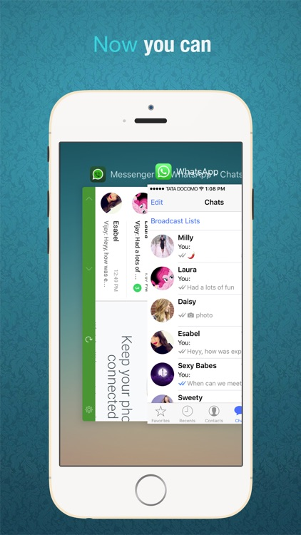 Dual Messenger for WhatsApp - Chats Pro