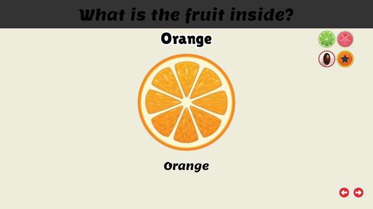 Healthy Me: Inside Fruit screenshot-3