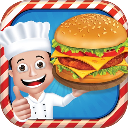 Kochen Koch Rescue Küche Master - Restaurant Management Fever for boys & girls