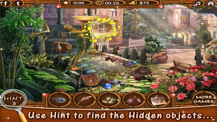Pleasant of Love - Hidden Objects game for kids and adults