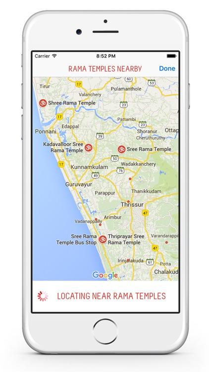 Lord Rama : Mantras, Stories, Songs, Wallpapers, Krishna Temples screenshot-4