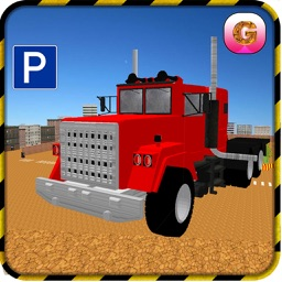 Trucker Parking Reborn 2016 - realistic 18 wheeler Truck Trailer Driving Mania Game