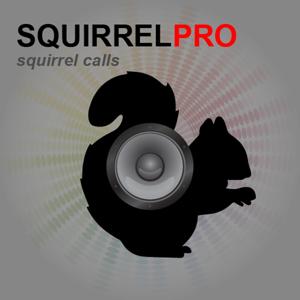 Squirrel Calls-SquirrelPro-Squirrel Hunting Call app