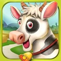Codes for Village Farm Animals Kids Game - Children Loves Cat, Cow, Sheep, Horse & Chicken Games Hack