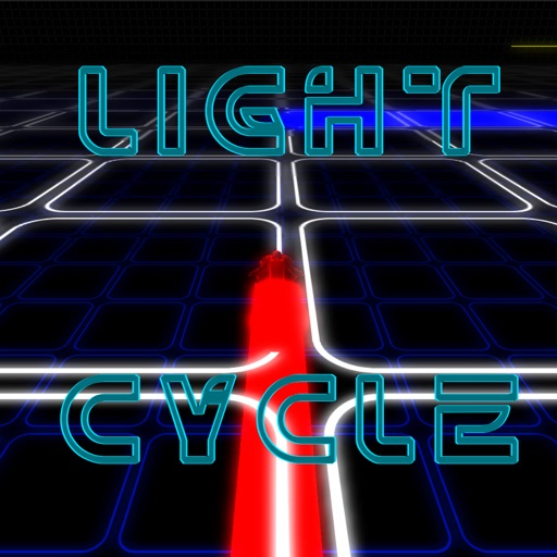 Tron Lightcycle 3D Free iOS App