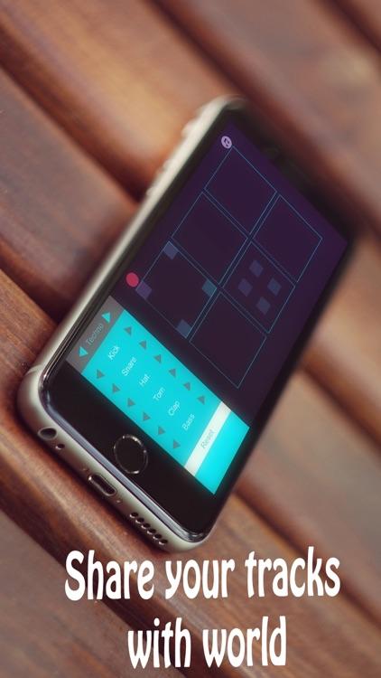 Remix Pads - Make groove beats screenshot-3