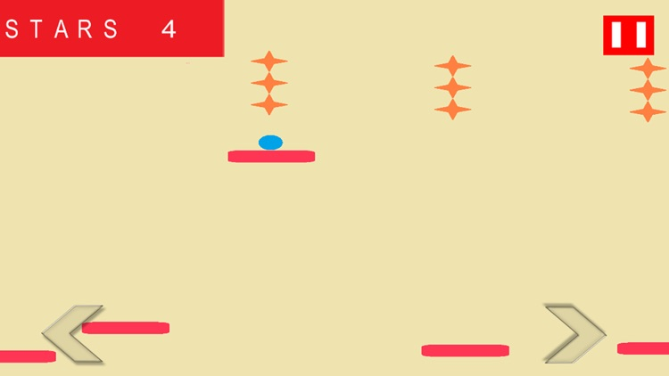 Bouncy Ball Red screenshot-0