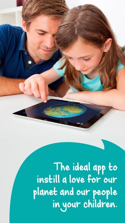 Kids Like Me - Travel & Discover How Children Live Around the World. screenshot-4