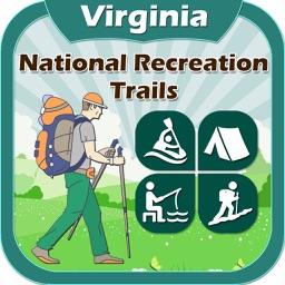Virginia Recreation Trails Guide