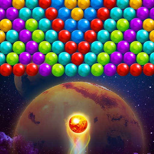 Bubble Mars