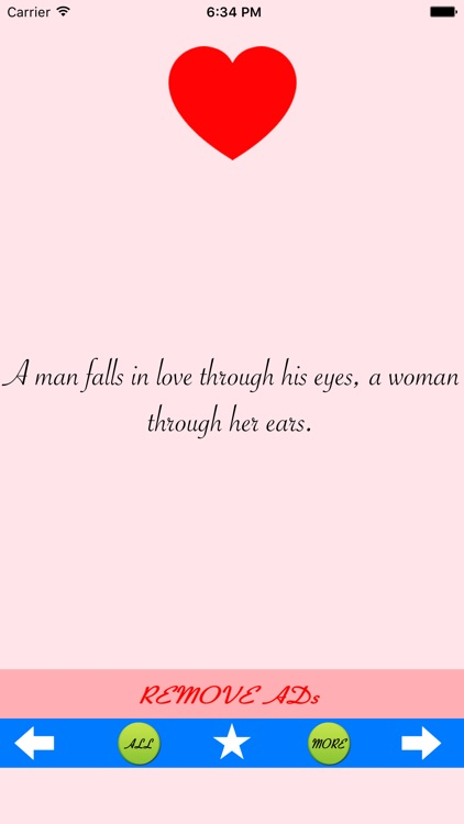 Love Quotes (Sayings) - Daily Romantic