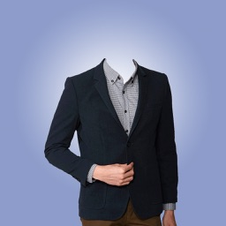 Professional Suit Montage - Photo montage with own photo or camera