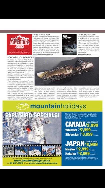 Adventure Magazine