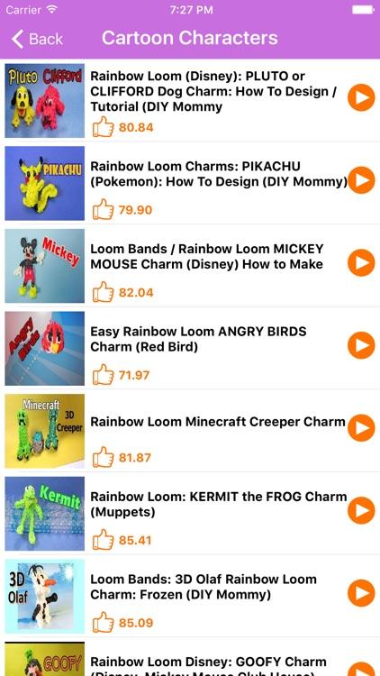 Rainbow Loom Design screenshot-3
