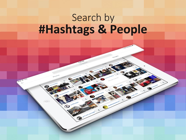 PadPics for Instagram - Free IG Photo & Videos Viewer for iPad screenshot-3