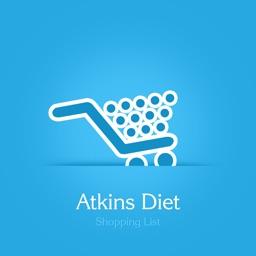 Atkins Diet Shopping List+