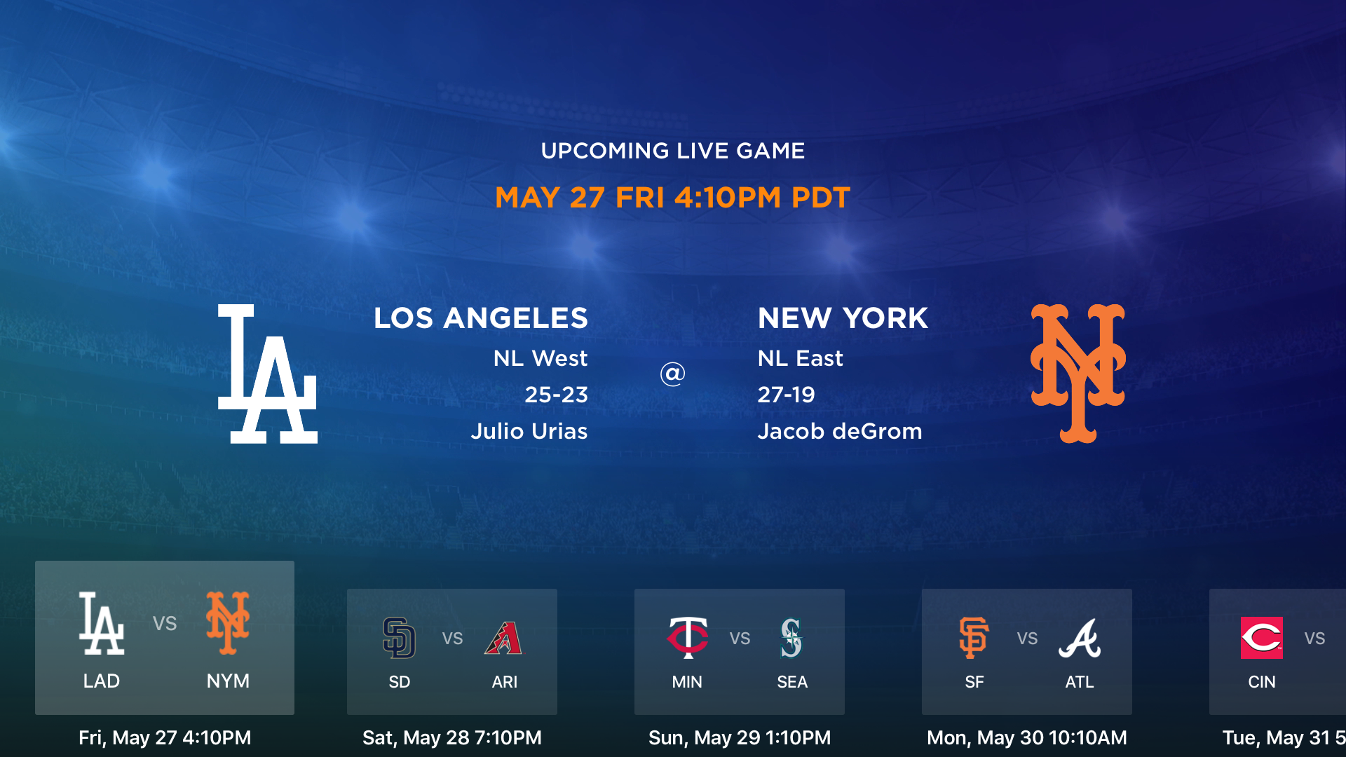 Yahoo Sports: Watch NFL games screenshot 14