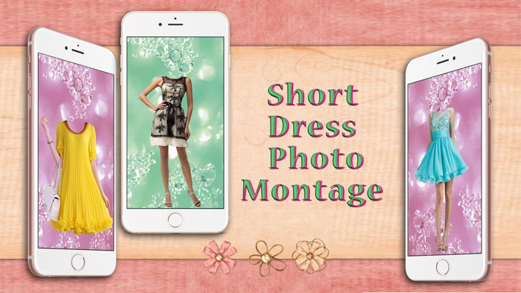 Short Dress Up Fashion for Girl.s and Photo Montage Make.r & Edit.or – Try On Stylish Outfit Free