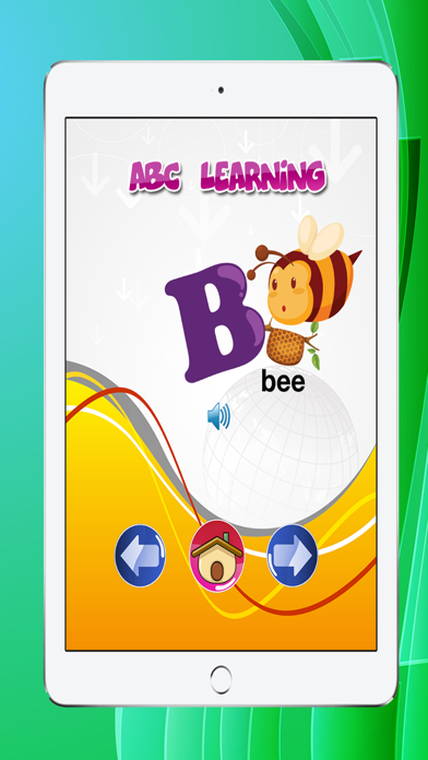 ABC Alphabet Animals Education for Kids Free screenshot four