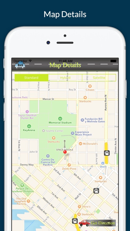 Parking Finder - Find Nearest Parking Place screenshot-4
