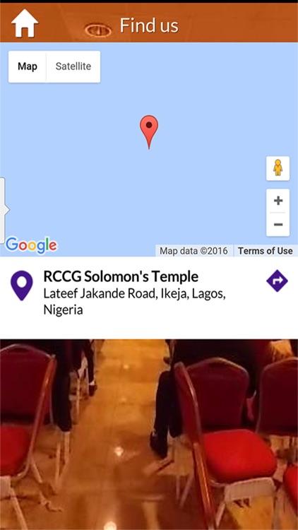RCCG Solomon's Temple screenshot-4