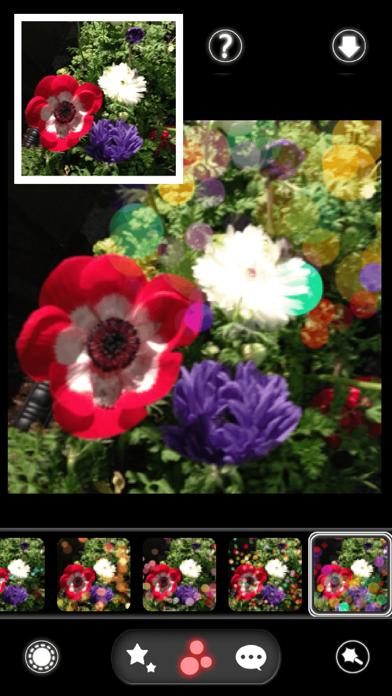 BokehPic-かわいいフィルターが満載の写真加工カメラアプリ!無料で写メをぼかして画像編集!のおすすめ画像2