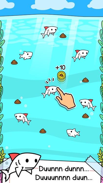 Shark Evolution   Clicker Game of the Deep Sea Mutants