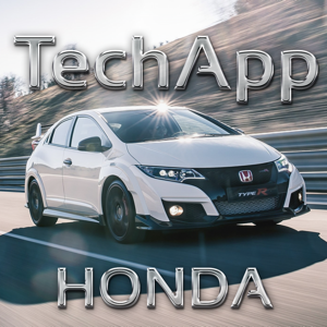 TechApp for Honda app