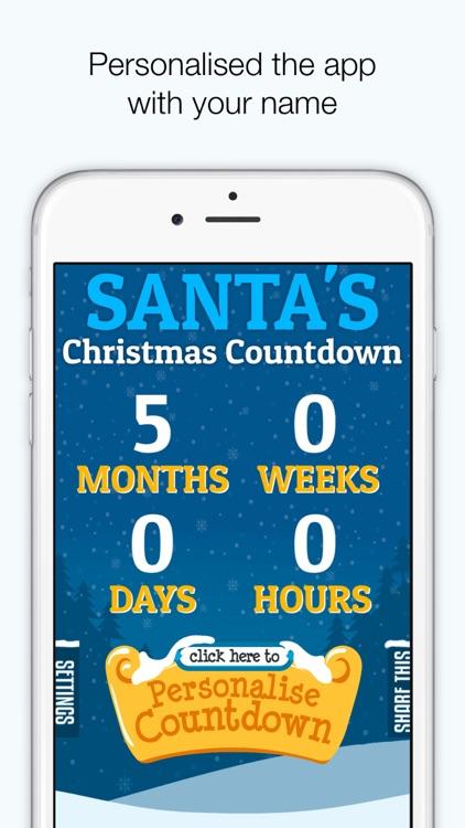 Your Christmas Countdown