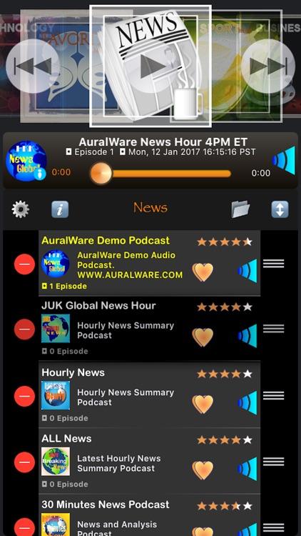 Podcast Live! screenshot-4