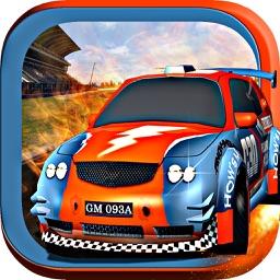 Gymkhana Drift Rally