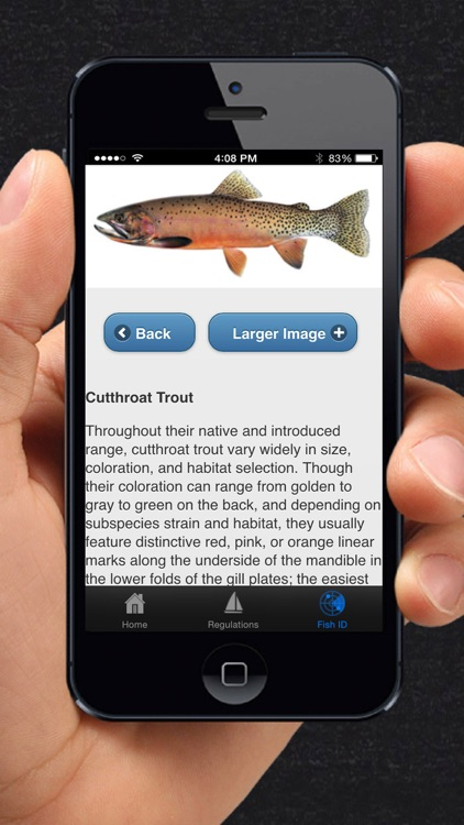 Fishing Regulations 2016 - Washington screenshot-3