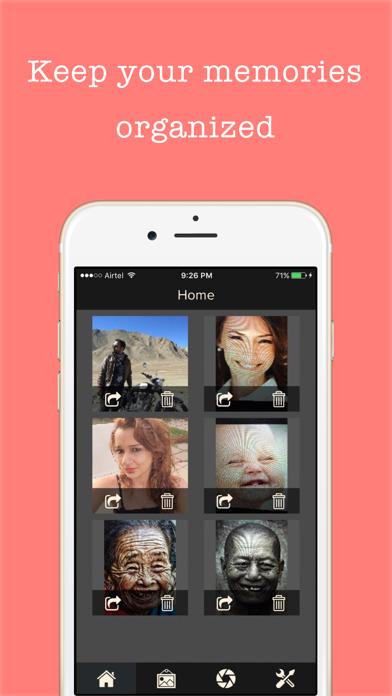 8-bit Camera - Retro images screenshot four