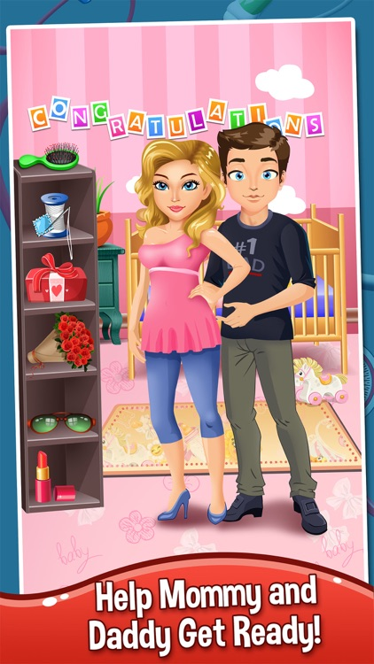 Baby Doctor Salon Spa Makeover Kid Games Free screenshot-3