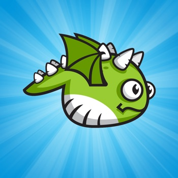 Bouncy Dragon - Endless Bouncing