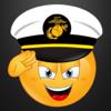 Marine Emojis Keyboard Memorial Day Edition by Emoji World
