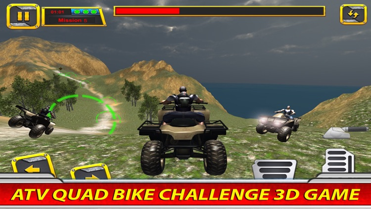 Atv Quad Bike Challenge app image