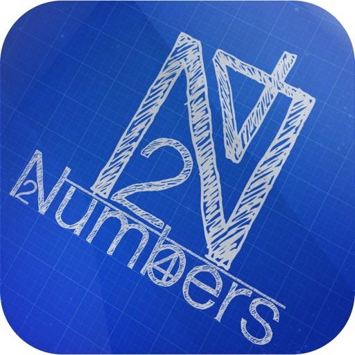 Числа - Numbers puzzle - School game - Free