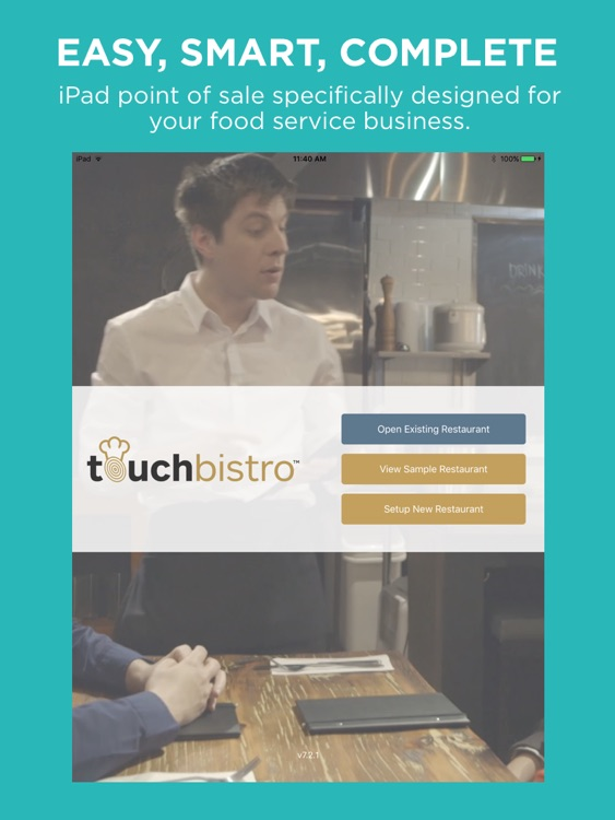 TouchBistro Point of Sale