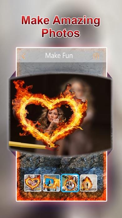 皮普趣味照片框 - 不同的幀,效果及作出額外的樂趣與PIP相機Edit.or屏幕截圖1