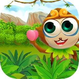 Jungle Monkey King Banana Miner